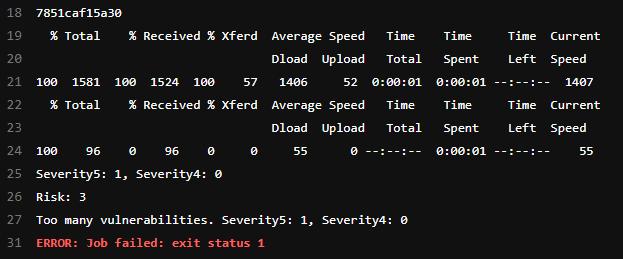 esempio script