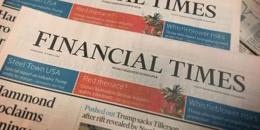 Financial Times: Nethive tra le FT 1000 Europe's Fastest Growing Companies